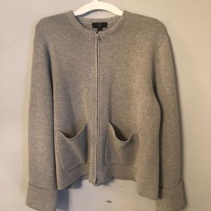 J. Crew 365 Zipped Jacket EUC